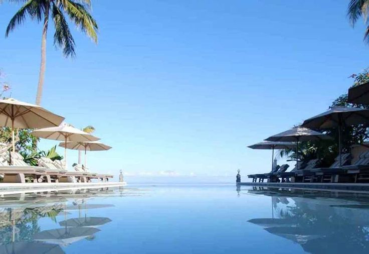 The world's best infinity pools - Travel - The Independent