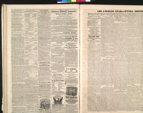 Los Angeles Star -- Extra Edition, August 31, 1859. http://digitallibrary.usc.edu/cdm/ref/collection/p15799coll68/id/9