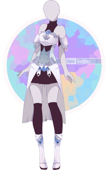 Custom outfit commission 38 by Epic-Soldier.deviantart.com on @DeviantArt