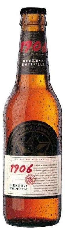 Cerveja 1906 Reserva Especial - Cervejaria Hijos de Rivera
