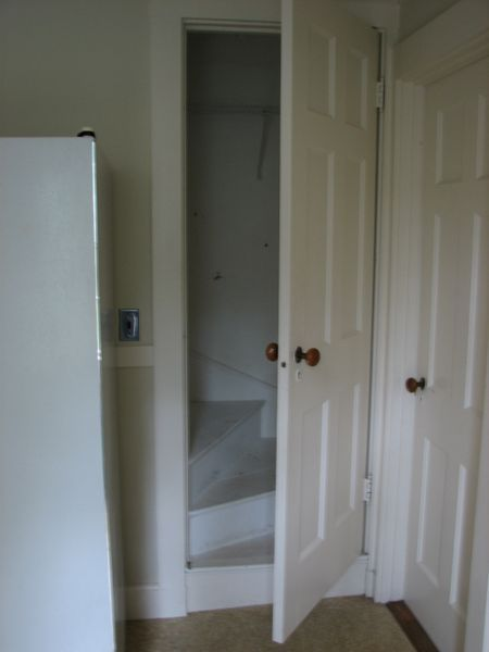 Door Like This At The Bottom Of The Stairs Home Ideas