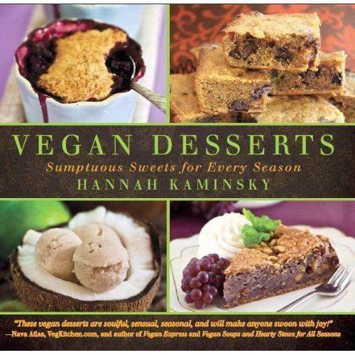 Vegan Desserts #cookbook