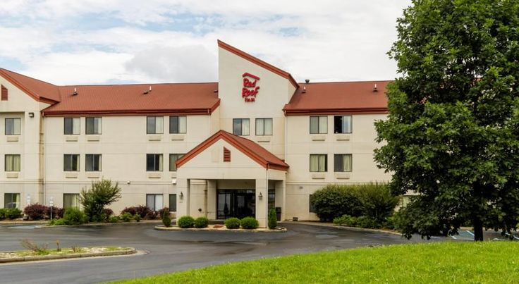 Red Roof Inn Roanoke   Troutville Troutville Offering A Convenient Location  Just Of Interstate 81,