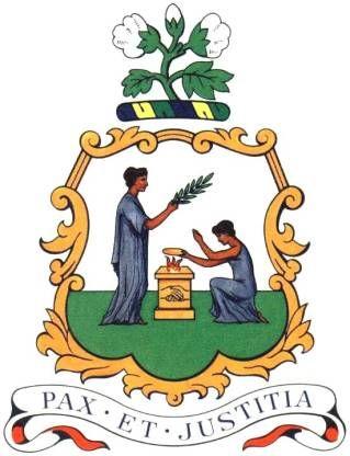 Stema insulelor Sfântul Vicențiu și Grenadinele