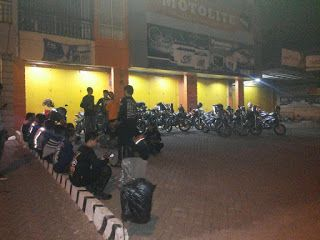 SCORPIO CLUB INDONESIA: SCI RIDERS