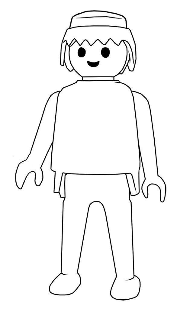 playmobil ausmalbilder menschen  aiquruguay