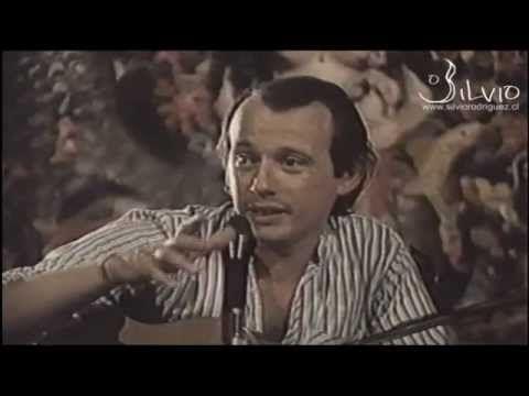 (1) Silvio Rodríguez - Documental - Que levante la mano la guitarra - YouTube
