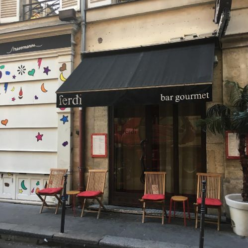 Ferdi restaurant préféré de Gigi Hadid à Paris