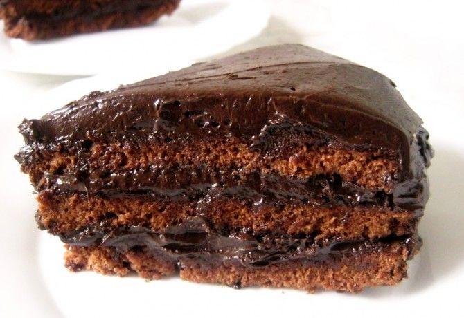 Amerikai csokitorta