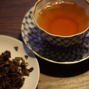Nepal Jun Chiyabari Himalayan in Russian tea cup