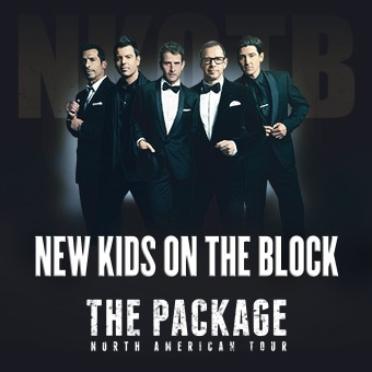 Already got my tickets!!!! New Kids On The Block The Package Tour