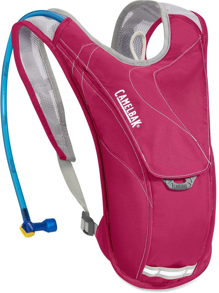 Made specifically to fit women, the lightweight CamelBak
