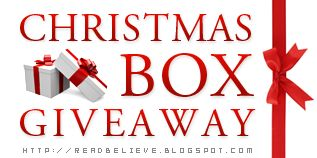 Reading is Believing ♥: ‹‹ Christmas Box Giveaway ›› Festeggiamo il Natale...
