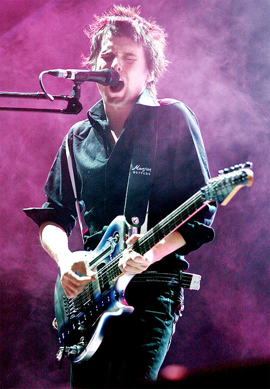 Matt Bellamy ~ MUSE