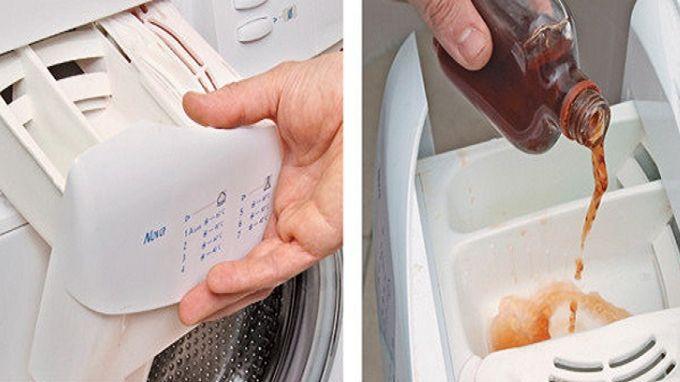 Metti L'Aceto Nella Lavatrice Al Posto Del Sapone. Il Risultato E' Sorprendente!