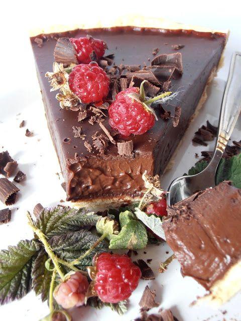 Tarta cu ciocolata   CAIETUL CU RETETE