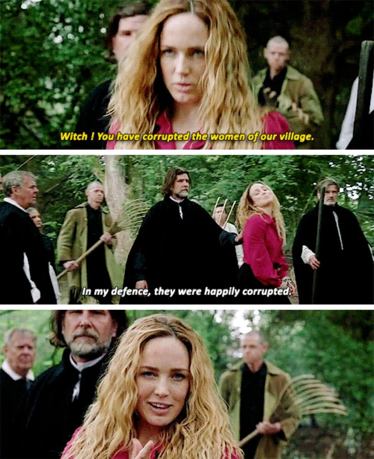 """""""In my defence, they were happily corrupted"""" - Sara #LegendsOfTomorrow"""