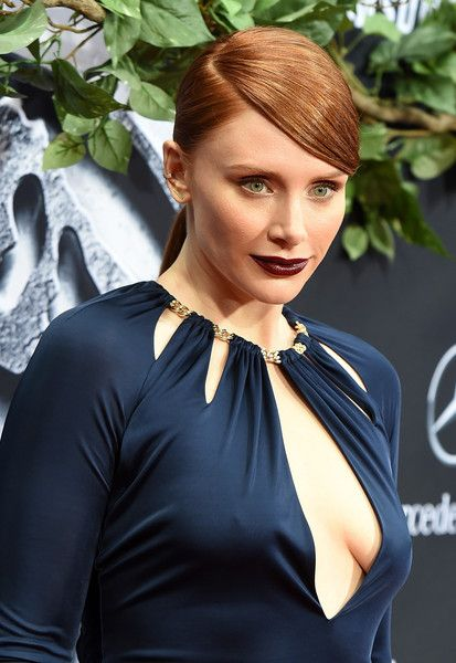 More Pics of Bryce Dallas Howard Cutout Dress