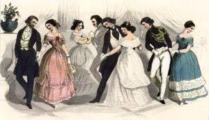 Romantic Era 1840's thru 1860's