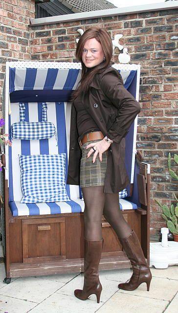 15090702-0.jpg (364×640) | Boots Skirts Style | Pinterest