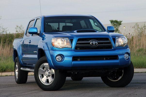 #Toyota #Tacoma Pickups