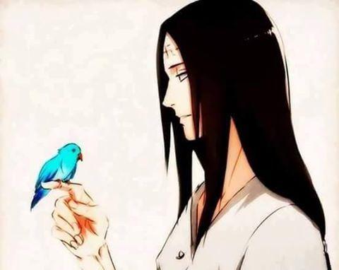 Remember the lyrics to the Naruto Shippuden third opening? Title of the song: Blue Bird   Hyuga Neji