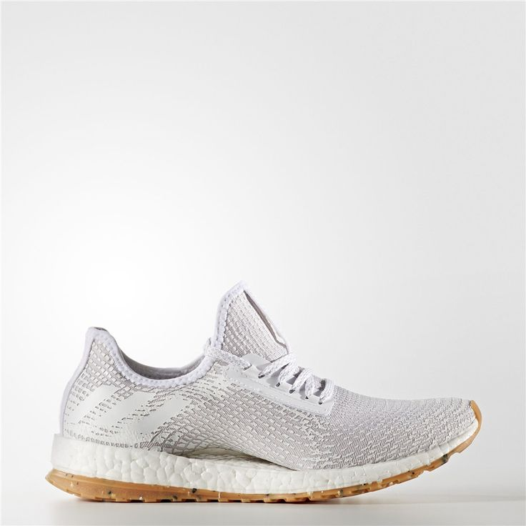 Adidas PureBOOST X ATR Shoes (Running White Ftw / Pearl Grey)