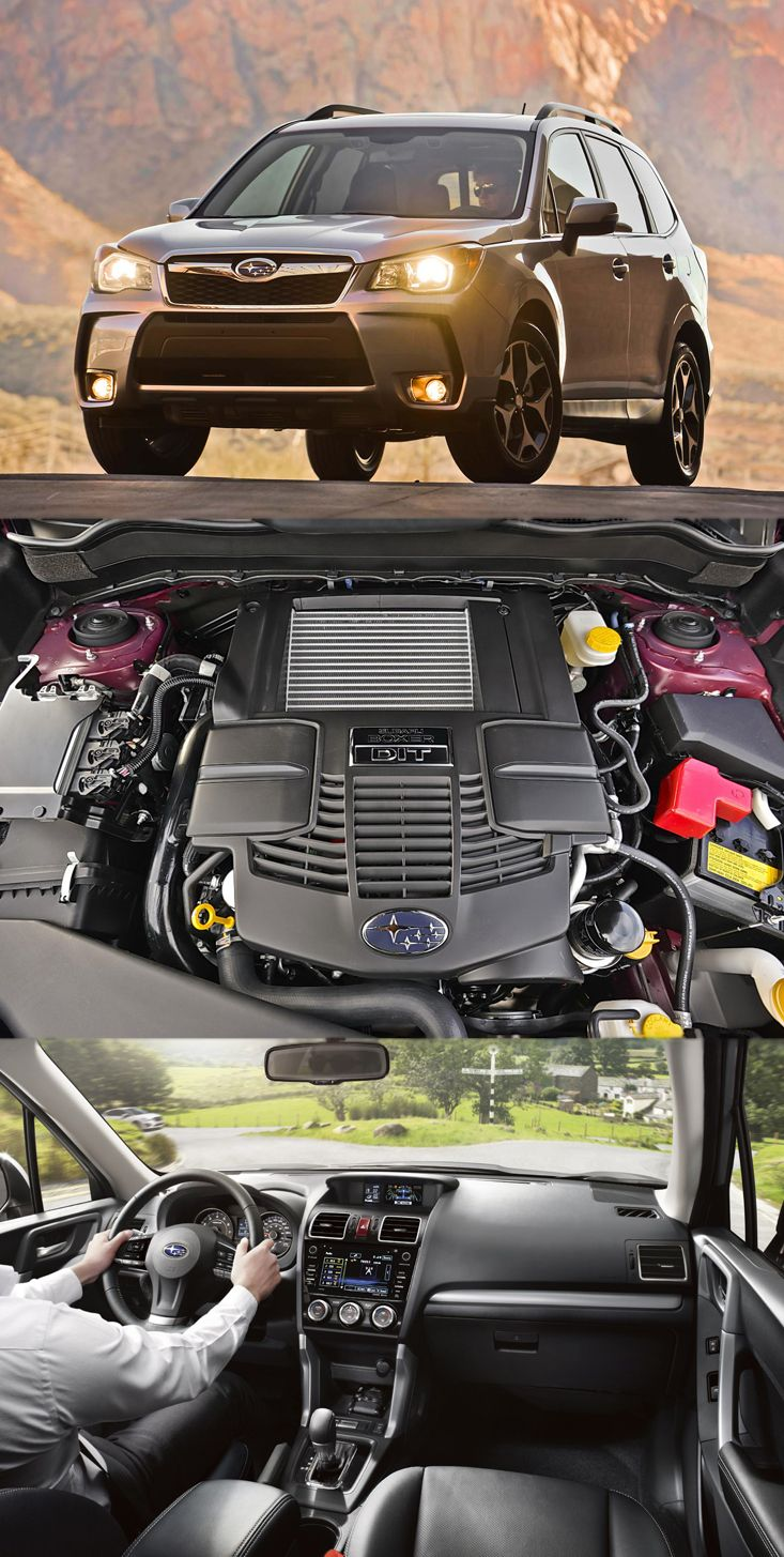Subaru suv goes turbo forester suv redesigned subaru declared not long ago that it would give a progression of redesigns to the tried and true workhorse of