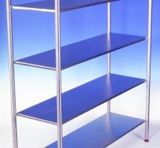Anaqueles metalicos para mayor comodidad y arreglo de la - Muebles de cocina metalicos ...