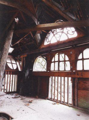 Peter Nelson's book 'Treehouses of The World' http://chintz-of-darkness.blogspot.com