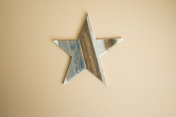 2 Ft Rustic Chic Reclaimed Wood Star by KindCreationsCoOp on Etsy  https://www.etsy.com/shop/KindCreationsCoOp