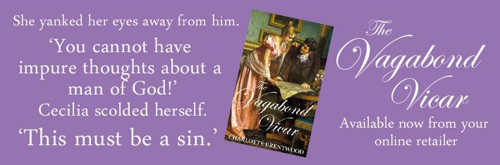 Cecilia feels her first rush of attraction... but the vicar shouldn't be in her sights... should he?