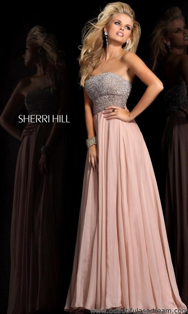 Sherri Hill 11017 Prom Dress
