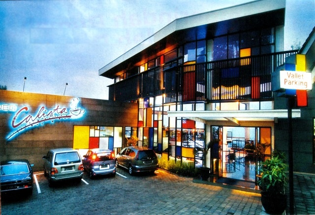 Neo Calista Cafe #Bandung West Java