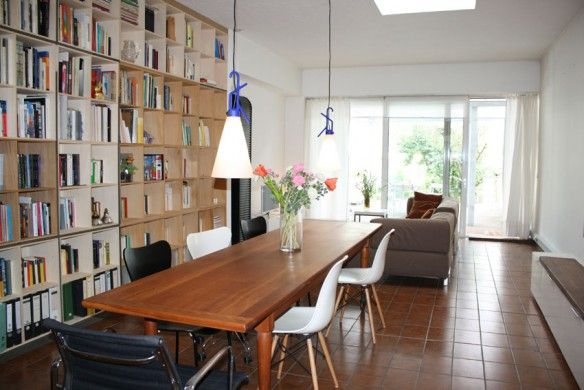 BONN Zentrum 3 Raum Wohnung auf Zeit, möbliert, Terrasse, Garten - charmantes appartement design singapur