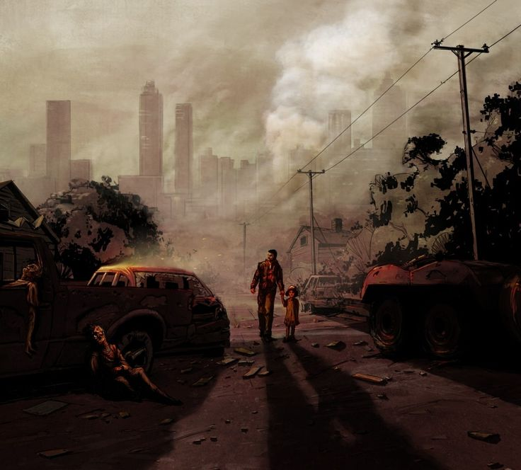 """There are no words to describe how well produced this game is. """"The Walking Dead"""" by Telltale Games is both beautiful and gut wrenching. And this is coming from someone whose just watched the walkthrough on YouTube"""