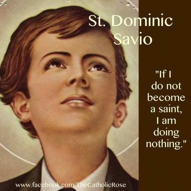 "St John Bosco Quotes Education: .""If I Do Not Become A Saint, I Am Doing Nothing."""