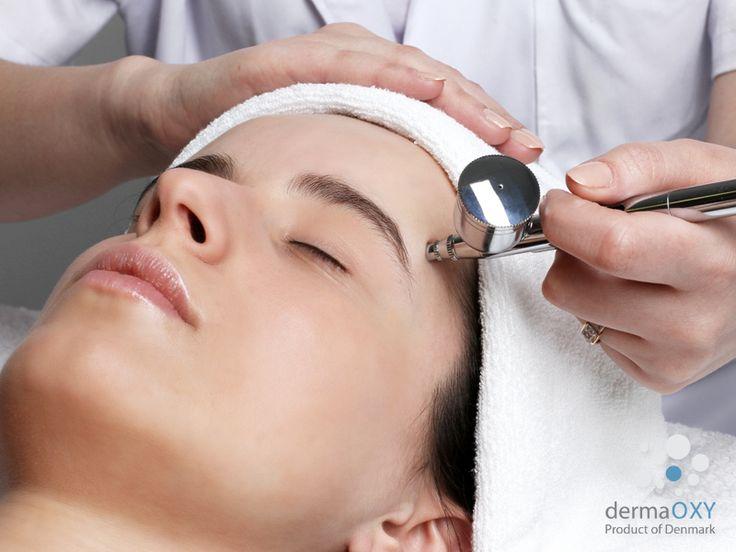 Dermaoxy - oxygenbehandling
