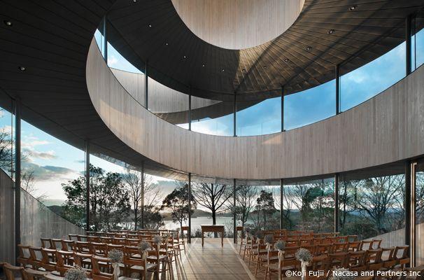 Ribbon Chapel Hiroshi Nakamura Architecture Public