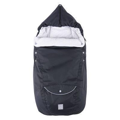 Super comfortabel sovepose, Natta fra Reima 699,- dkk.. Meget varm, beskyttende sovepose med huller til sikkerhedsselen. Perfekt til barnevogne, klapvogne og babysæde i bilen.