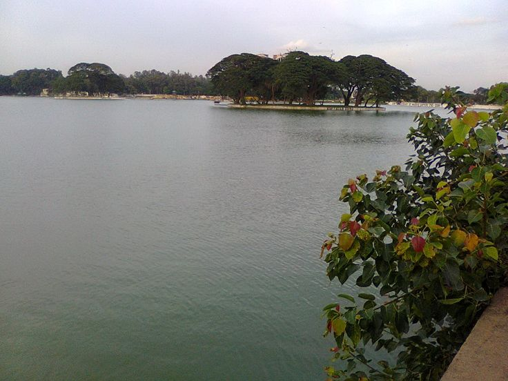 Picture of Ulsoor Lake near the popular Photo Lab and Studio 'Foto Flash'