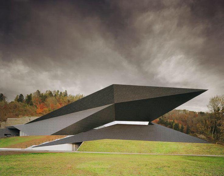 Arquitectura romboidal