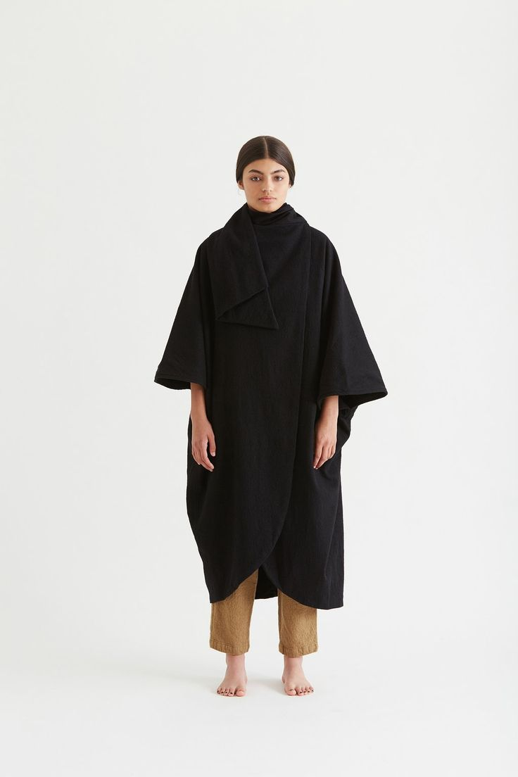 Coat / CPP-23 / Black