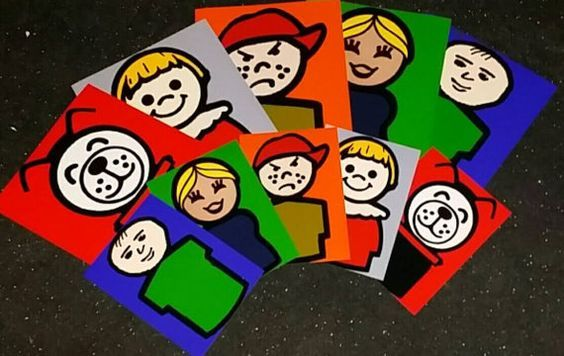 Little People Family Portraits Digital File VINTCHEN on Etsy