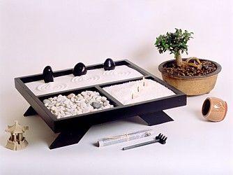 106 best images about my zen garden on pinterest gardens zen gardens and miniature - Zen garten miniatur set ...