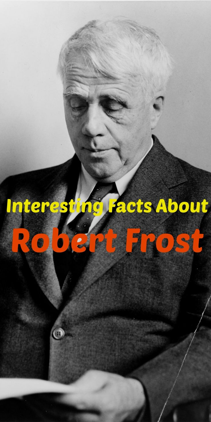 Dickensons color caste denomination - 25 Interesting Facts About Robert Frost American Poet