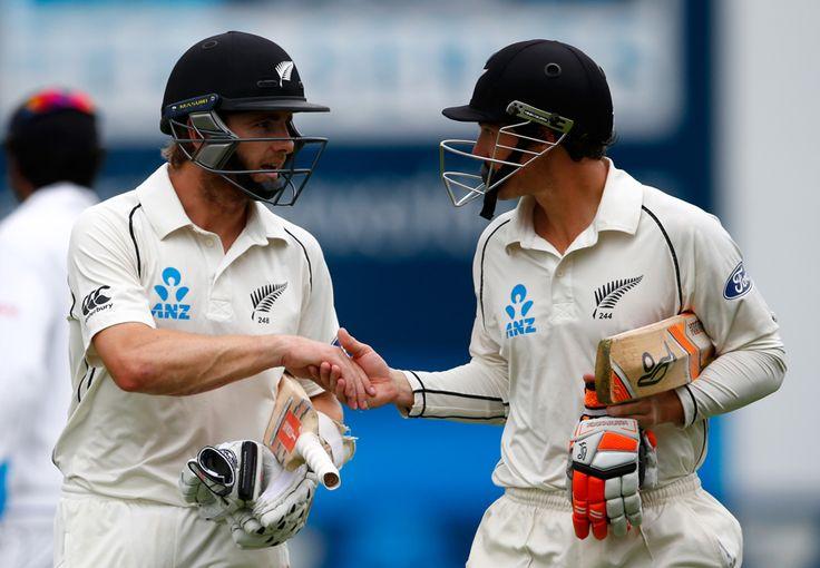 Kane #Williamson scores double century to grind Sri Lanka