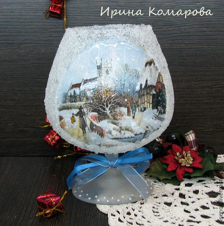 Russian decoupage