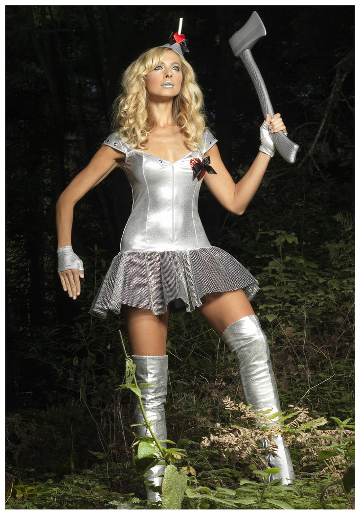 Tin Man Costume For Women - Bing Images  Halloween  Tin -8323