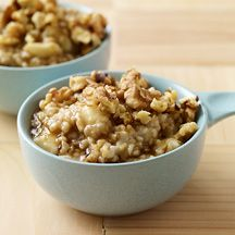 WW Banana Walnut Steel Cut Oatmeal = 7pp (no walnuts = 6pp) -- easy to make, yummy results!! Sprinkle with a little cinnamon to finish.